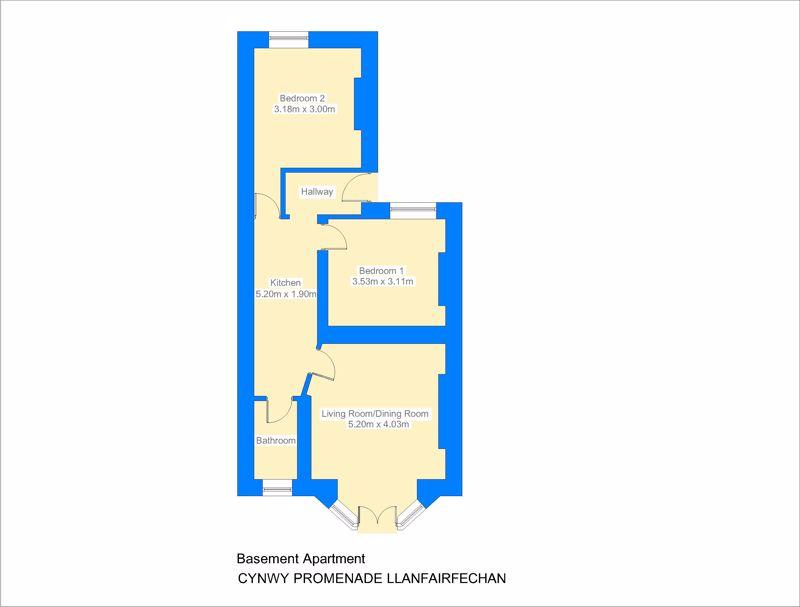 Cynwy promenade llanfairfechan layout1