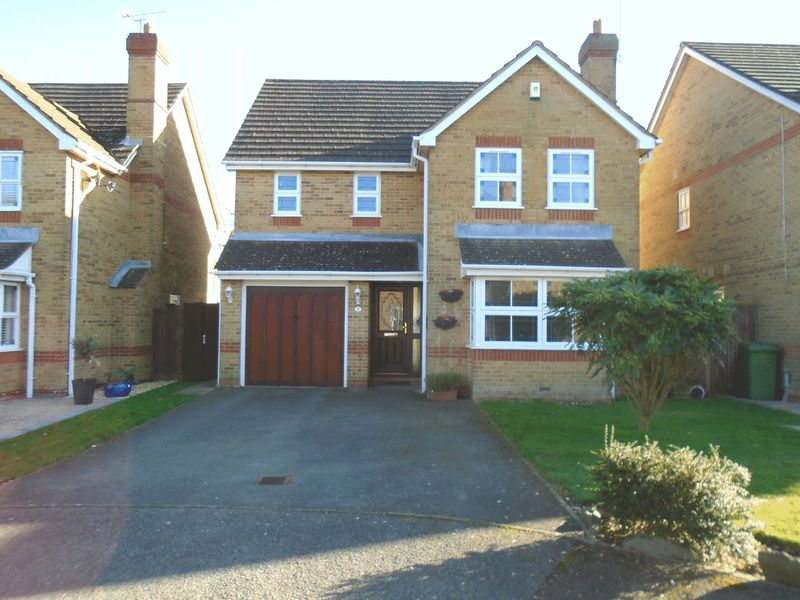 4 Bedrooms Property for sale in Gibson Close, Whiteley, Fareham
