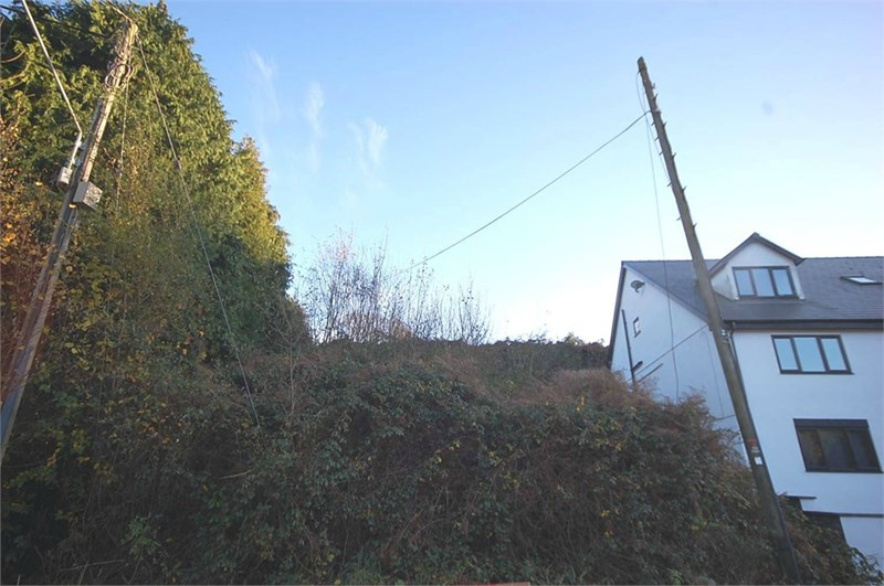 Property for sale in Building Plot Adjacent to 99 Neath Road, Resolven, Neath