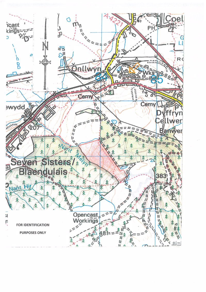 Land at Blaen Buarth, Onllwyn, Neath