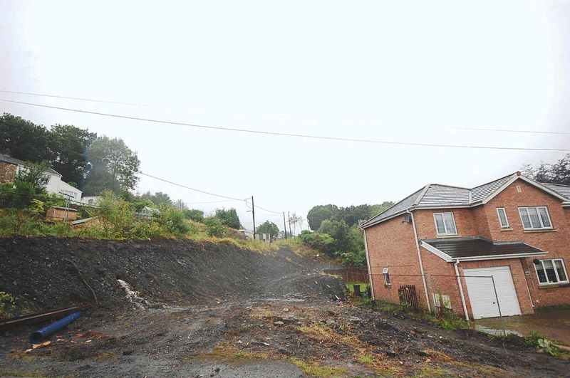 Property for sale in 2 Building Plots at Glannant Place, Cwmgwarch, Neath