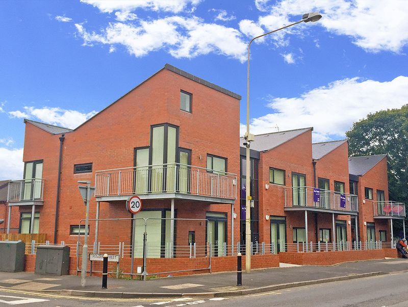 2 Bedrooms Property for sale in New Apartments, High Street, Kingswinford