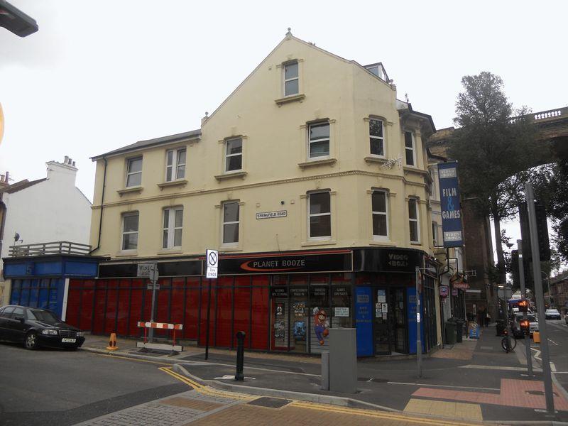 Preston Road, Brighton