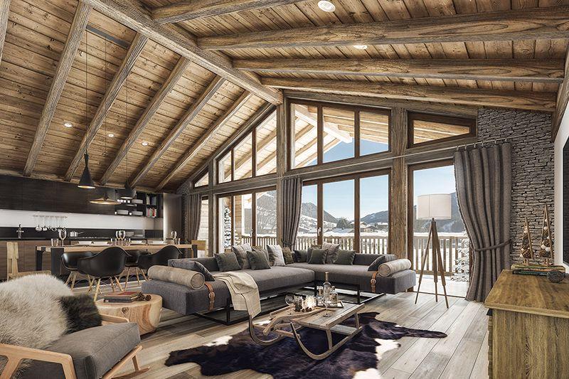 Le Hameau de la Couronne, Grimentz (Switzerland)  Accommodation in Grimentz-St-Jean