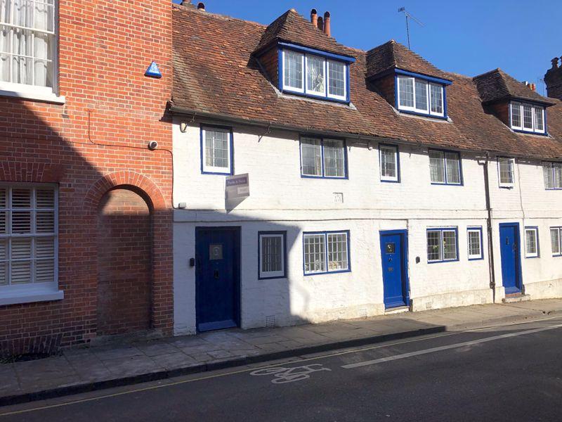 St. Thomas Street, Winchester