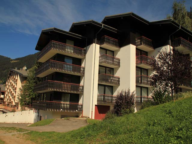 Apartment in Chatel Village'