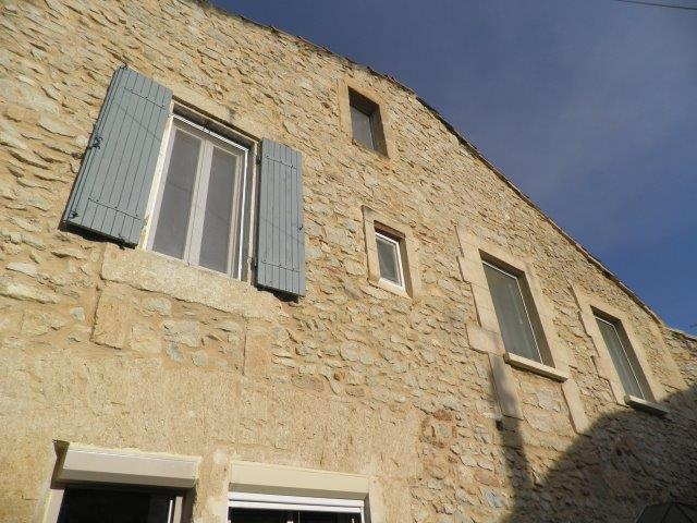 Village stone house for sale Gard