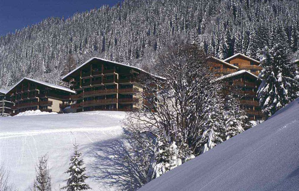 2 Connected Studio Apartments in Vonnes, Chatel'