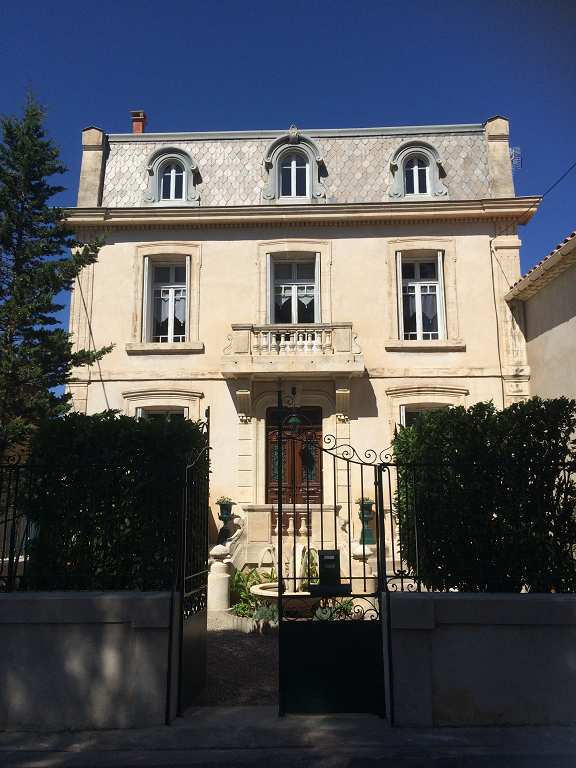 Bourgeois house for sale herault