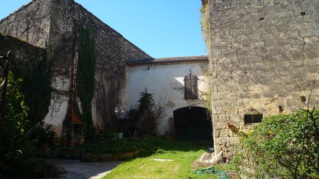 Exteriorview, Village House Vauvert Languedoc