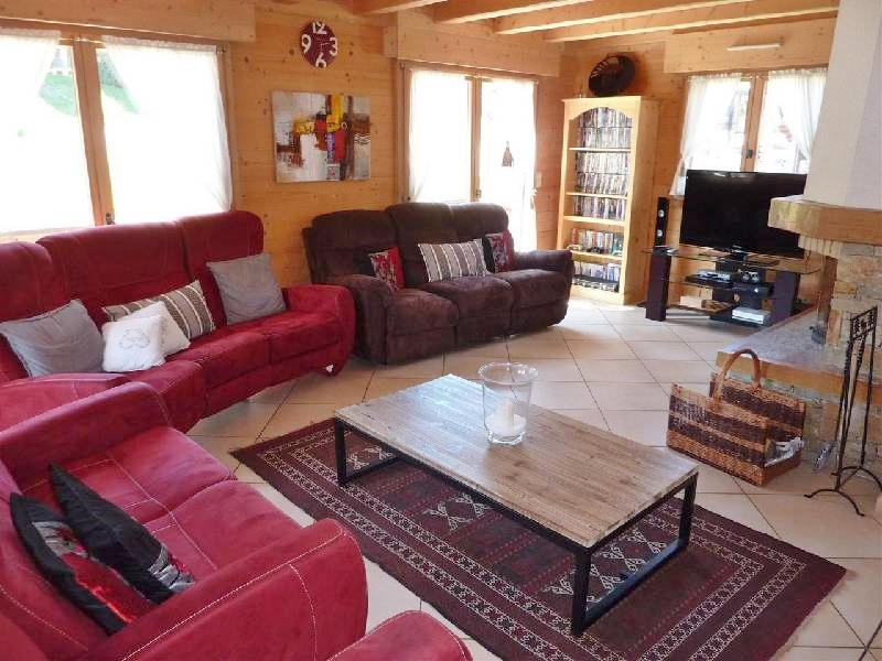 Chalet with 5  Bedrooms and a Sauna in Morzine'