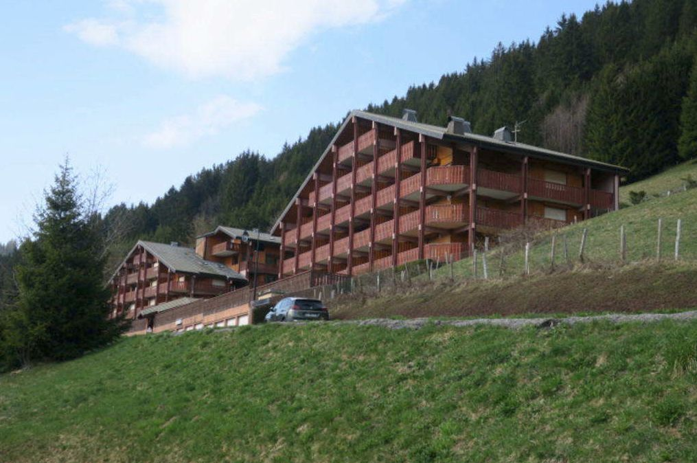 Apartment in Petit Chatel