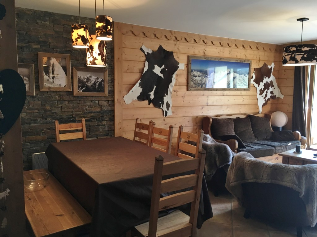 Ski-in Apartment in Morillon 1100'