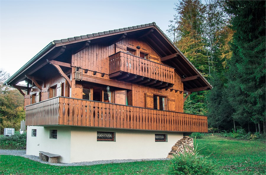 Four Bedroom Chalet near Centre of Morillon'