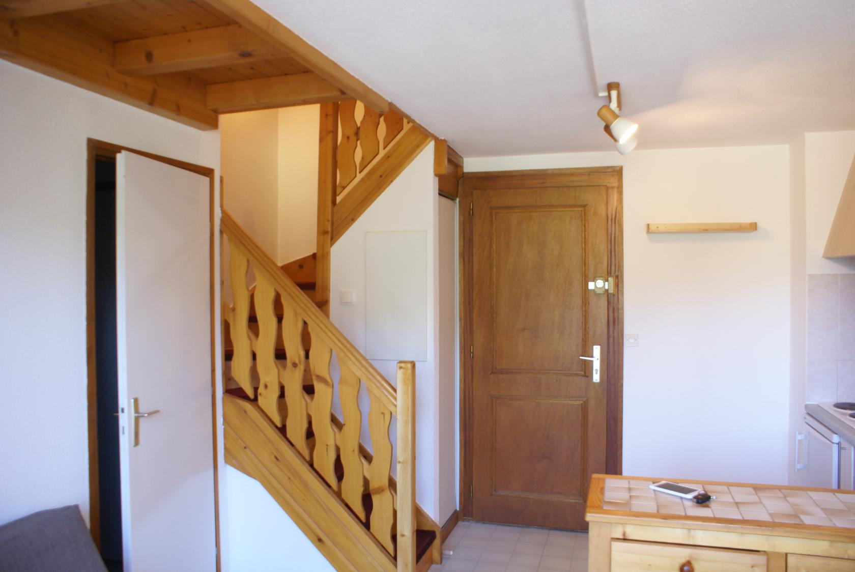 2 Bedroom Duplex in Morzine'
