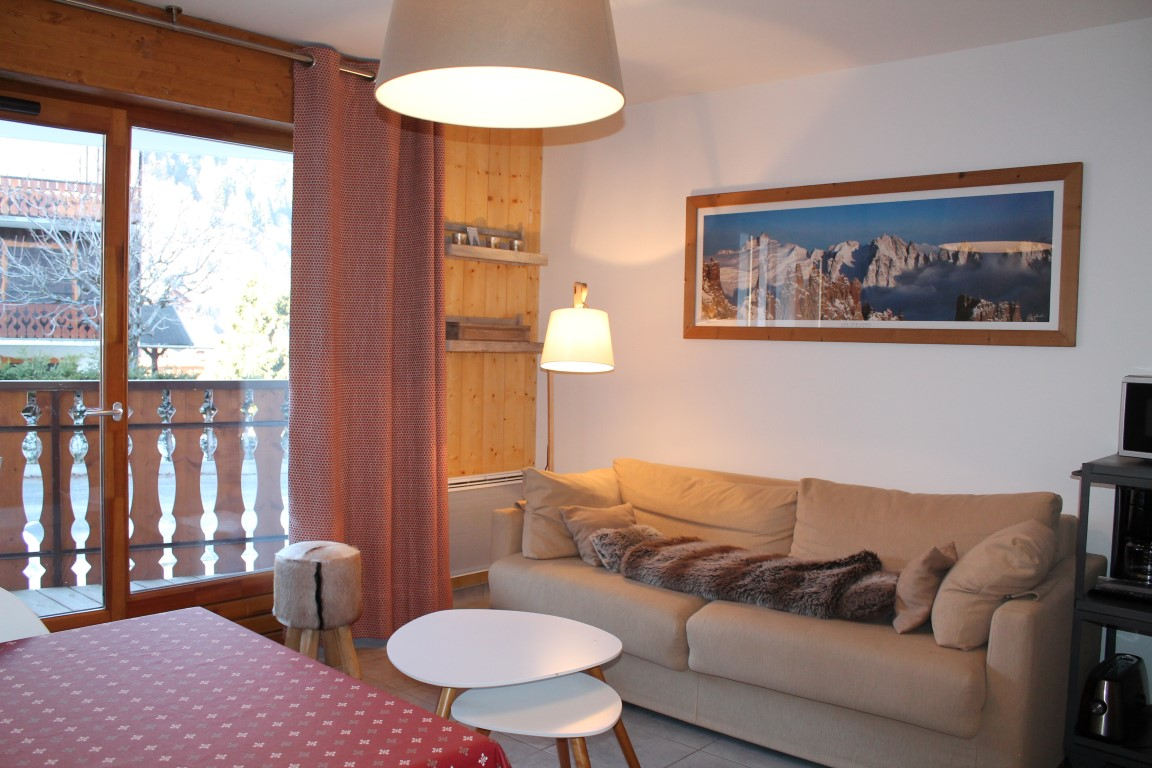 Furnished Recent Apartment near Les Gets Centre'