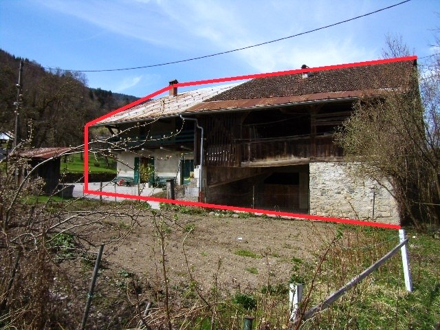 Farm to Renovate in Heart of Morillon'
