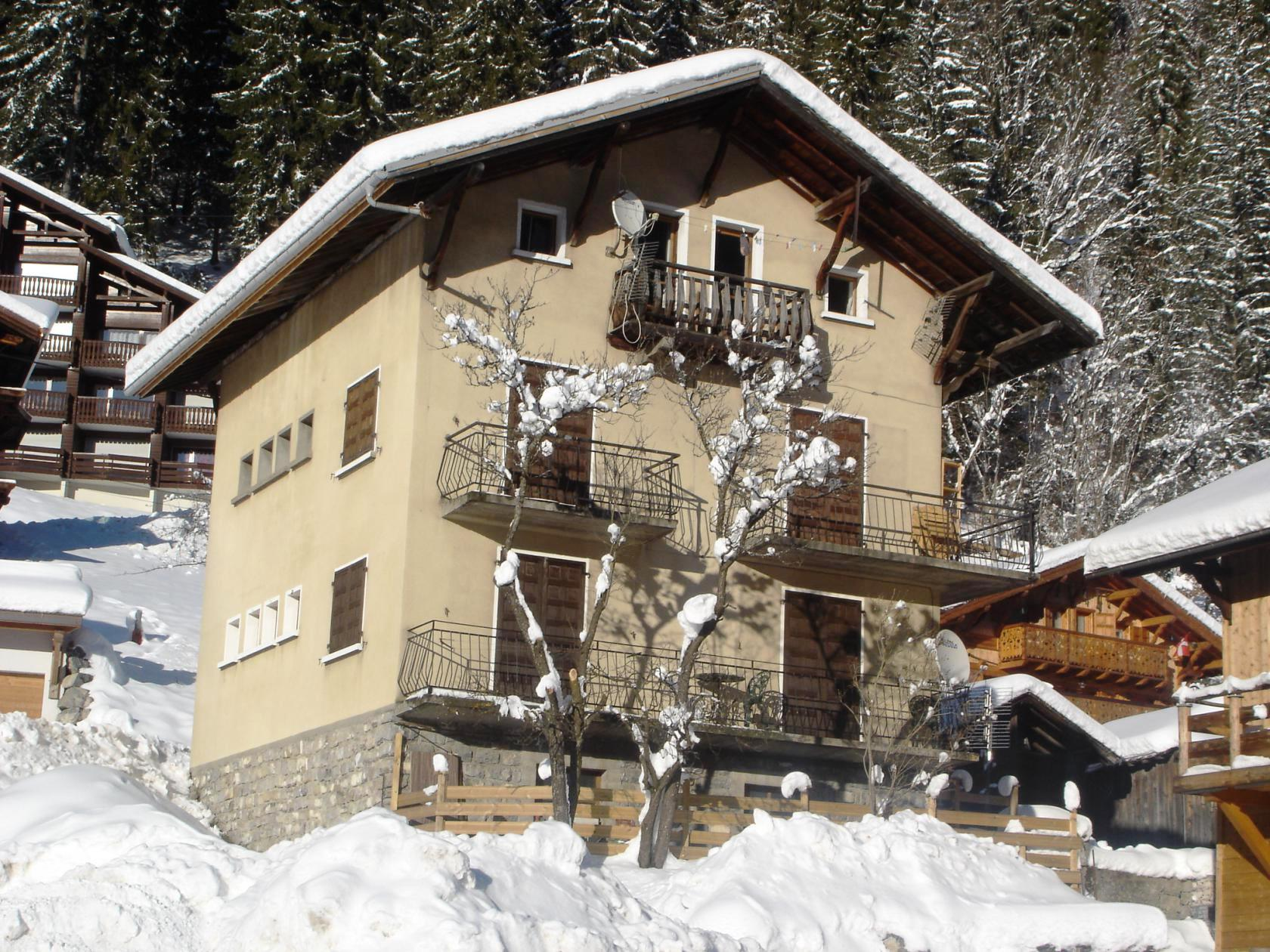 Apartment in House in Morzine'