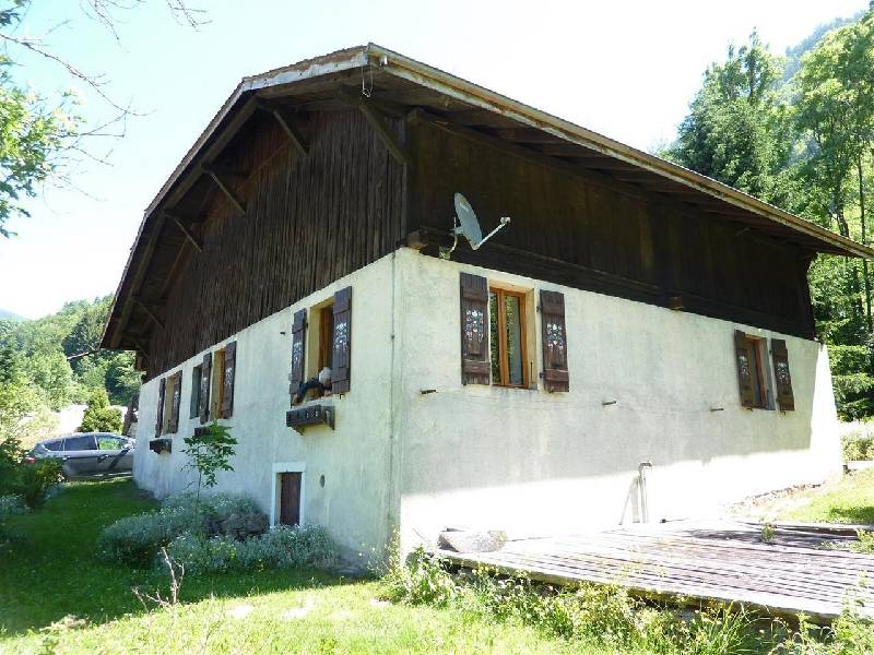 Renovated Farm with Potential in St Jean d Aulps'