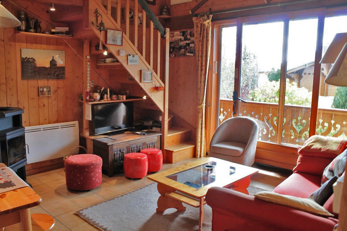 Chalet in Peaceful Area of Les Gets'