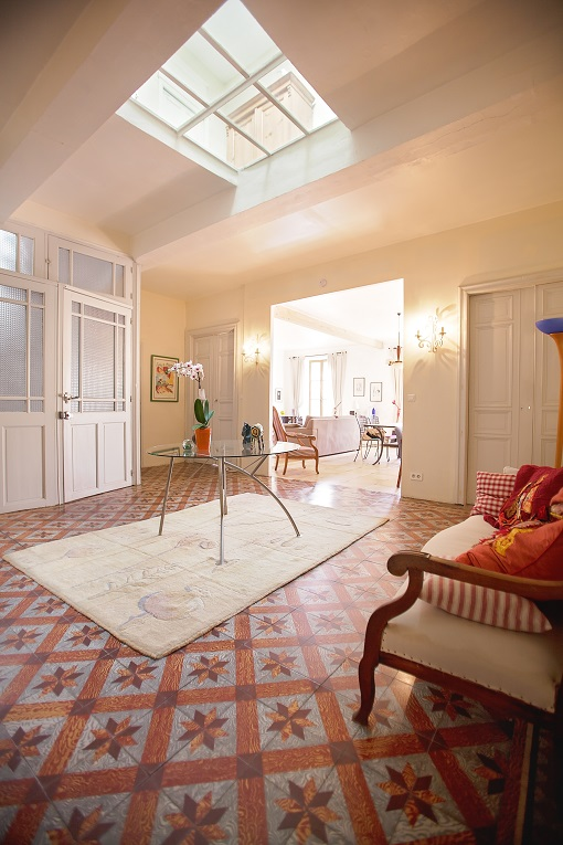 Bourgeois house for sale near Roujan