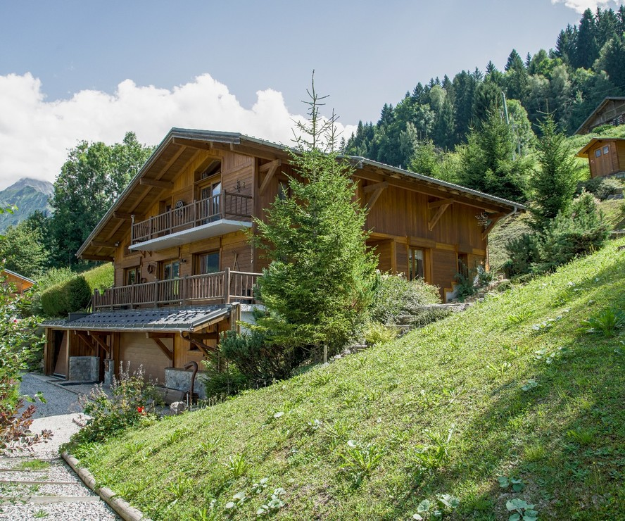 Large family Chalet near St Nicolas'
