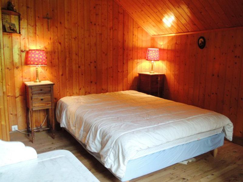 Chalet Bonnevaux bedroom