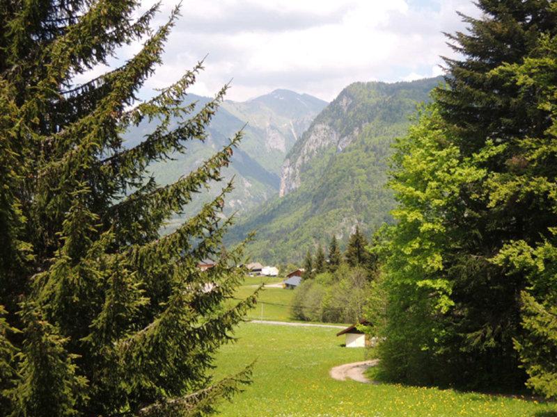 Chalet Bonnevaux  view