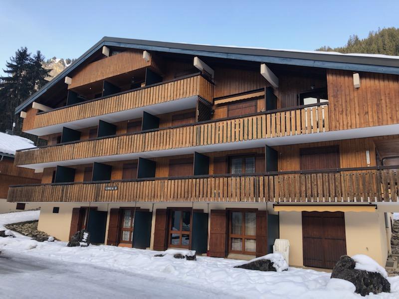 Ski-in Ski-out Studio Flat in Chatel'
