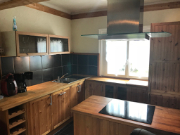 3 bedroom apartment in centre of St Gervais'