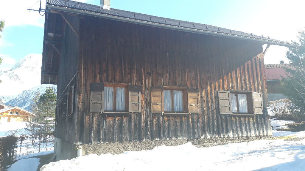 House to Renovate St Nicolas de Veroce'