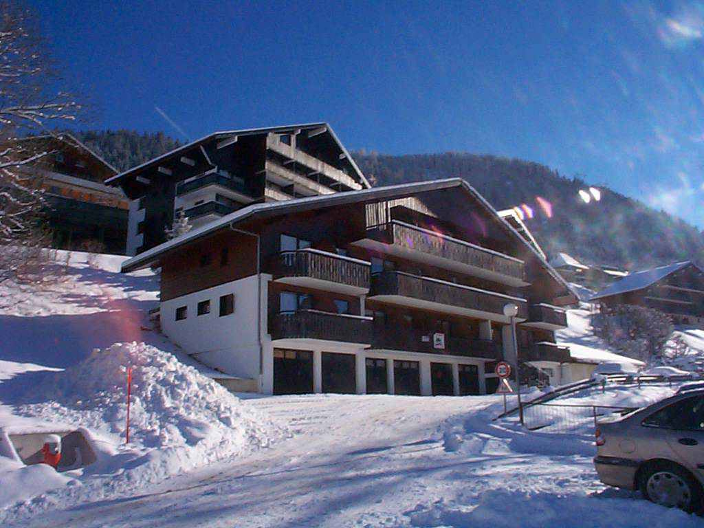 Duplex Apartment in Central Chatel'
