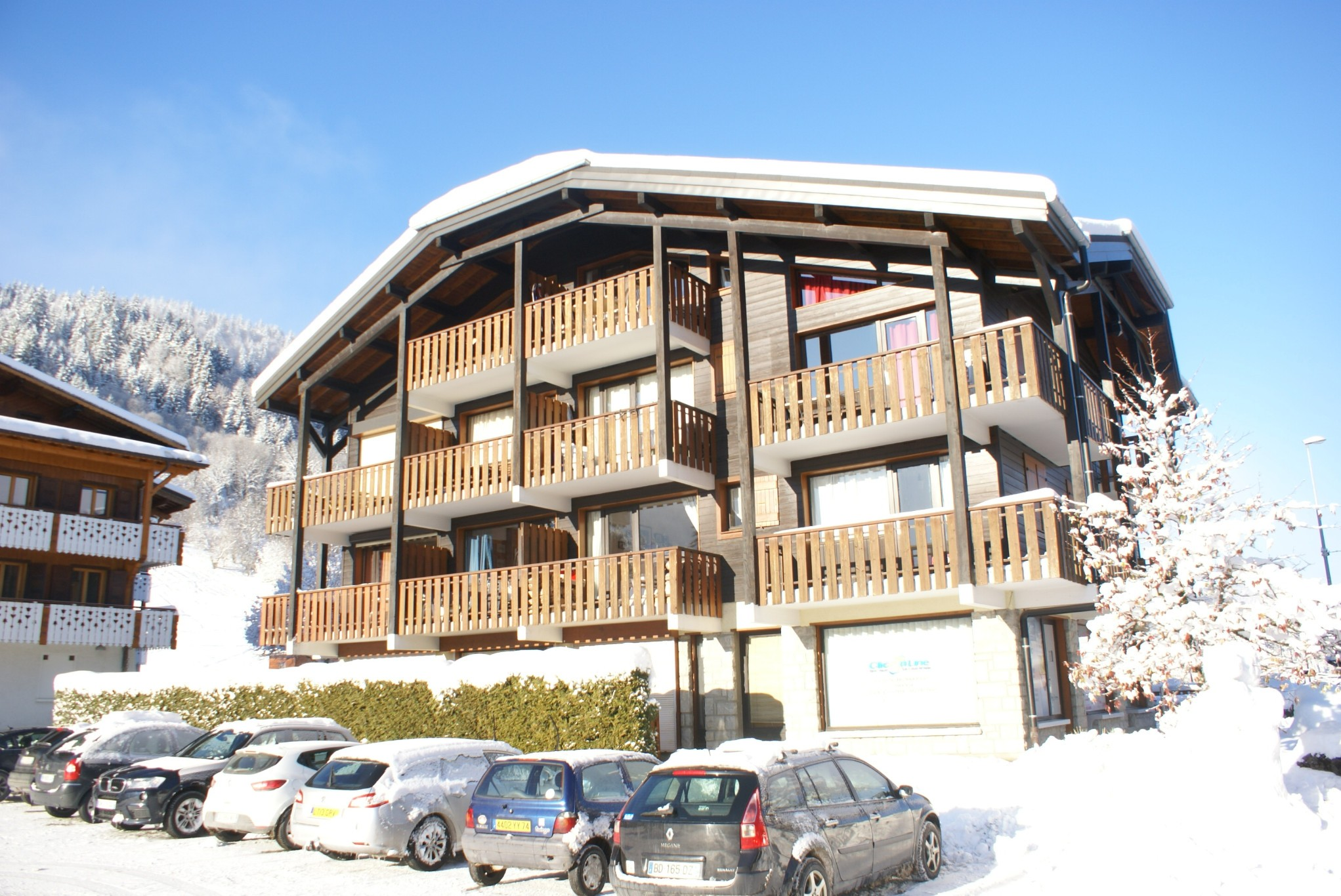 Apartment at the Foot of the Pistes'