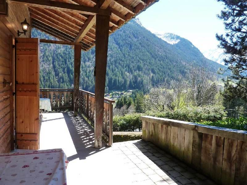 Chalet with Superb View in Morzine'