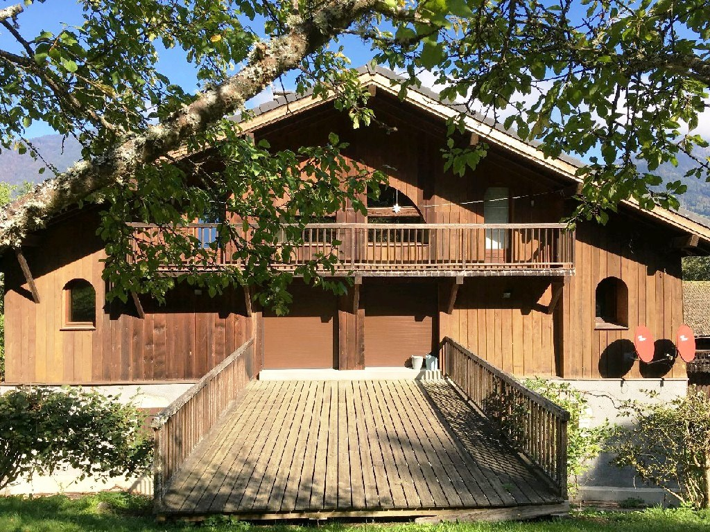 Renovated Farm Close to Ski Slope in Morillon'