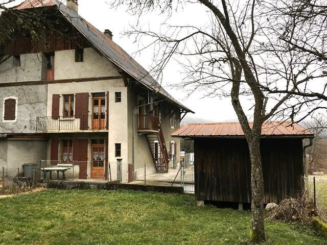 18th Century Farmhouse in Morillon'