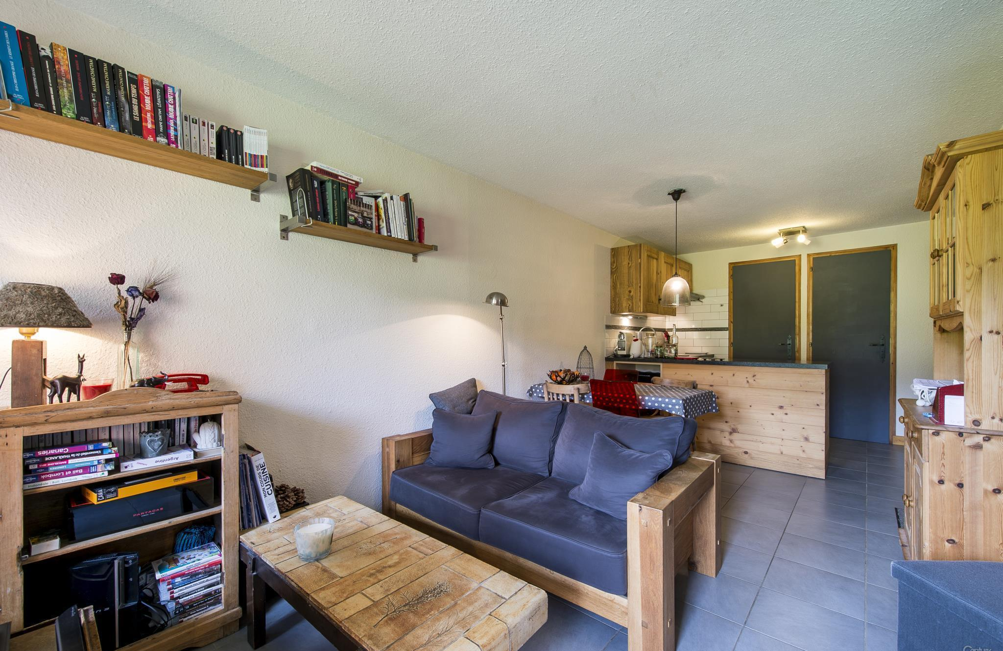 Renovated apartment in heart of Les Gets