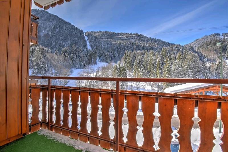 Apartment Located 50 Metres from Lift in Morzine'