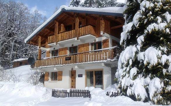 Morzine chalet in Nyon