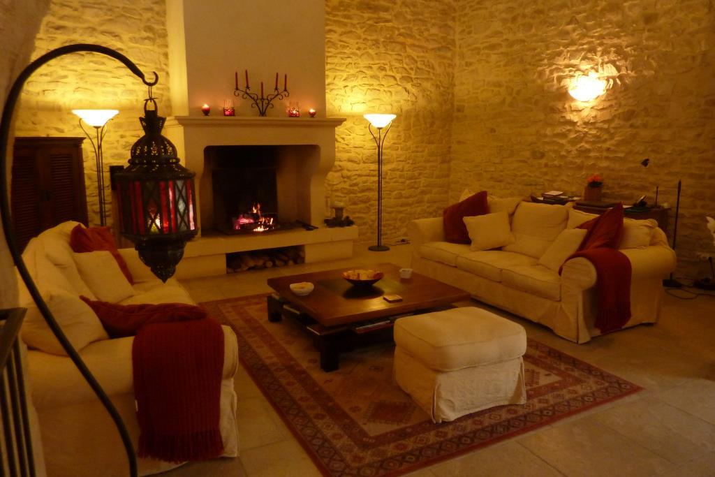 Character Village House with Pool for sale in Calvisson