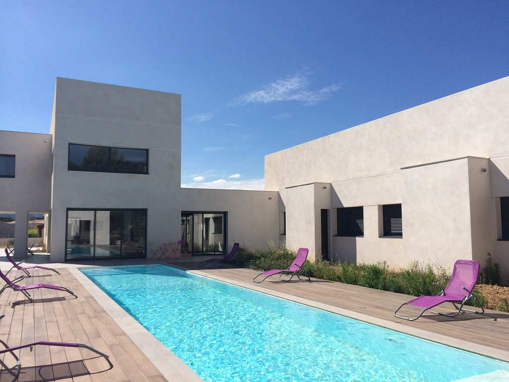 Contemporary Villa for Sale Hérault