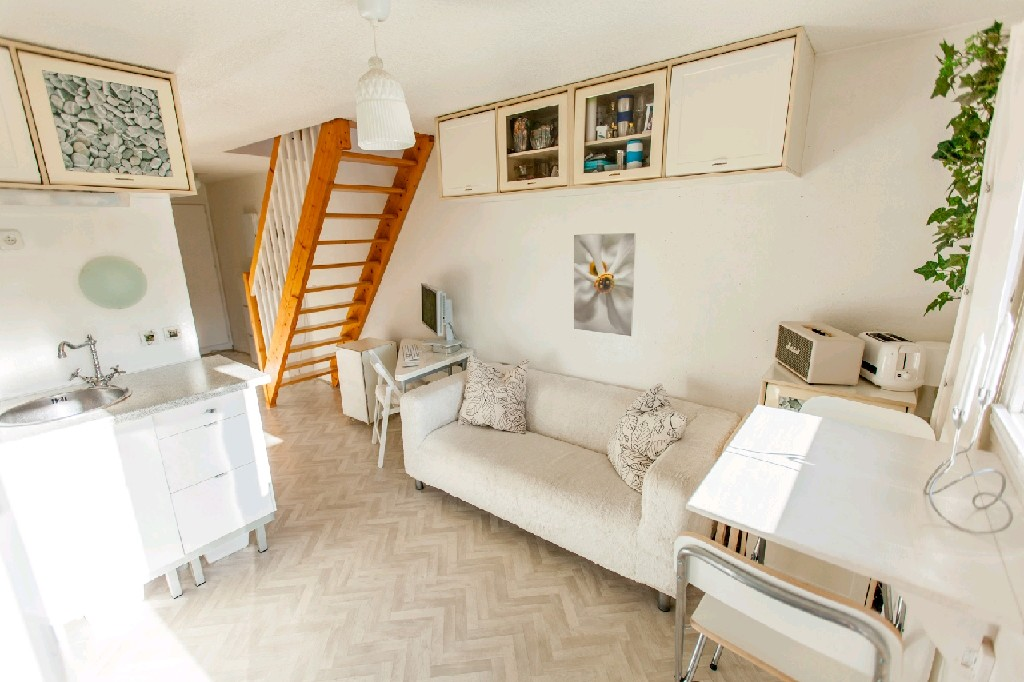 Duplex Apartment in Morillon'
