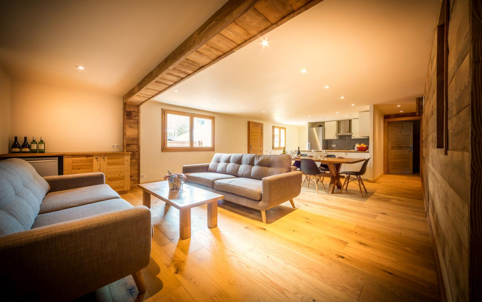 Superb Renovation in Centre of Morzine'