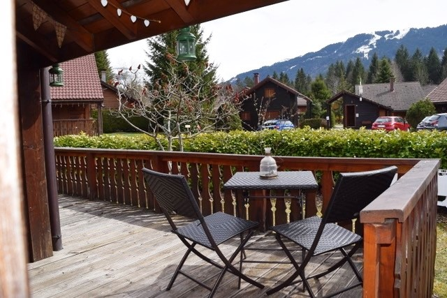 Two Bedroom Furnished Chalet near Samoens'