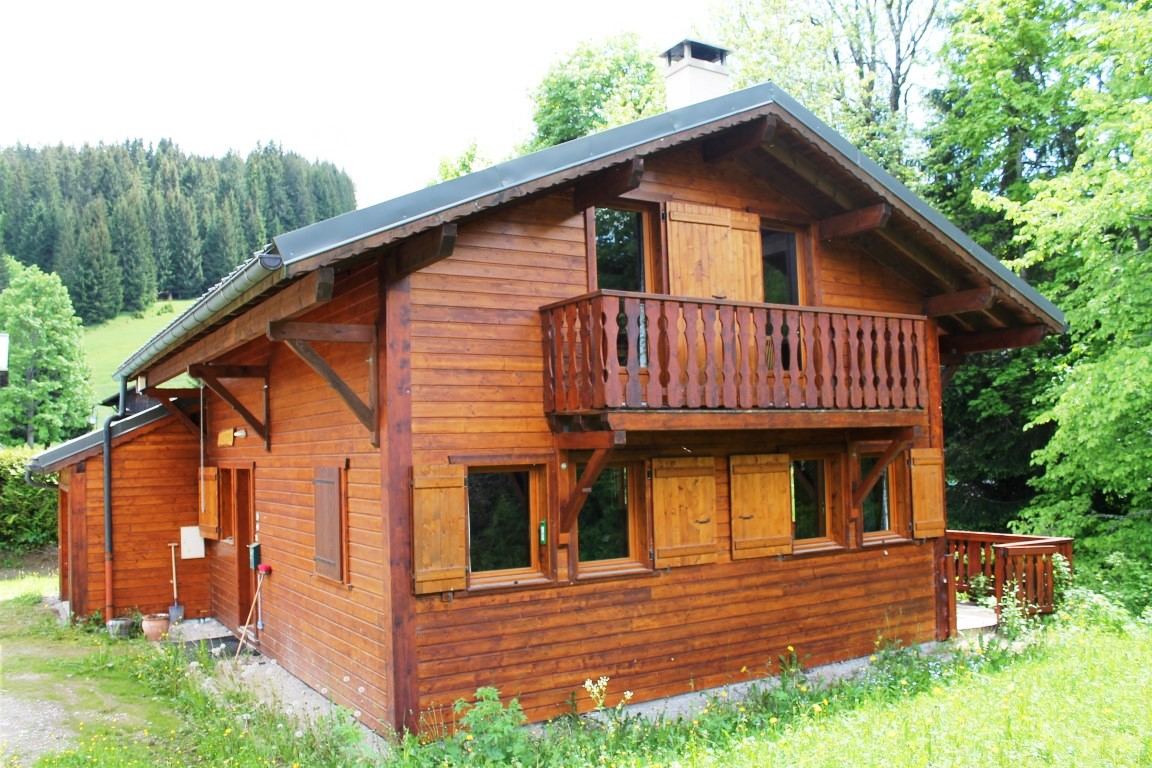 Chalet in La Turche Area of Les Gets'
