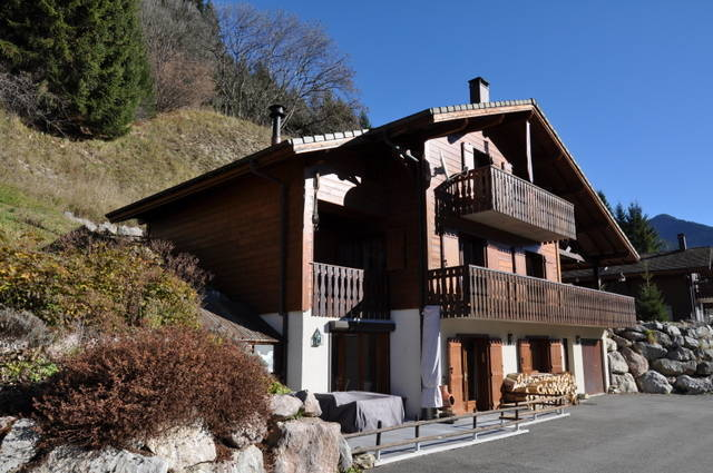 Large Chalet in La Chapelle d'Abondance'