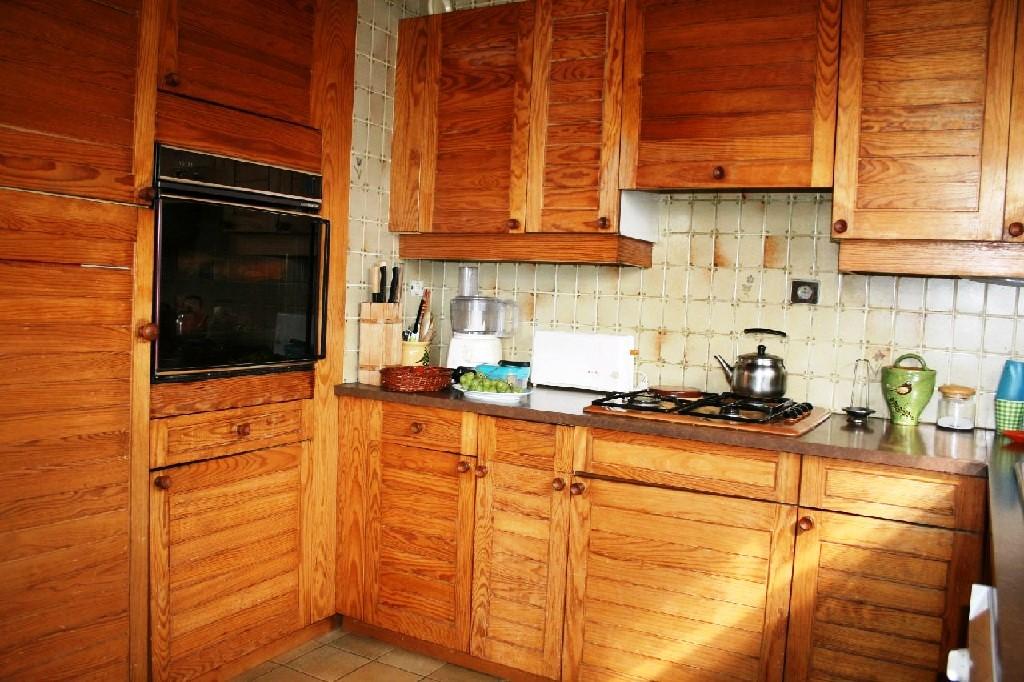 Samoens chalet kitchen
