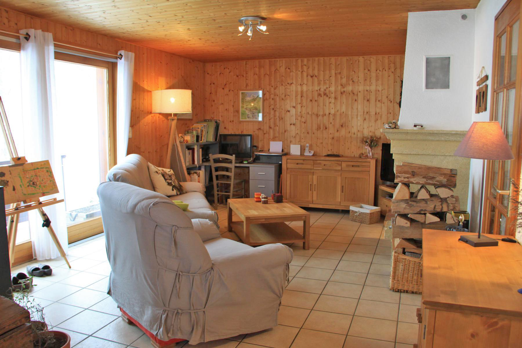 3 Bedroom Chalet in Les Gets'