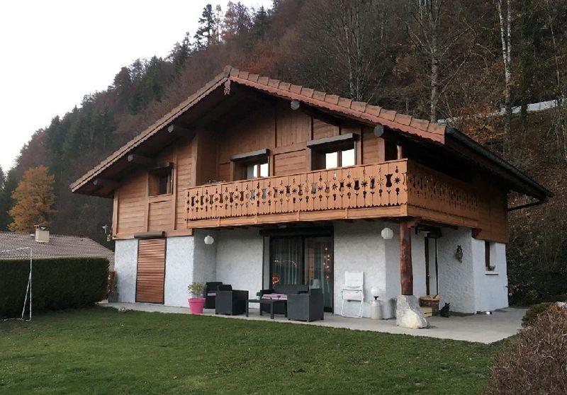 Recently built Chalet in Verchaix