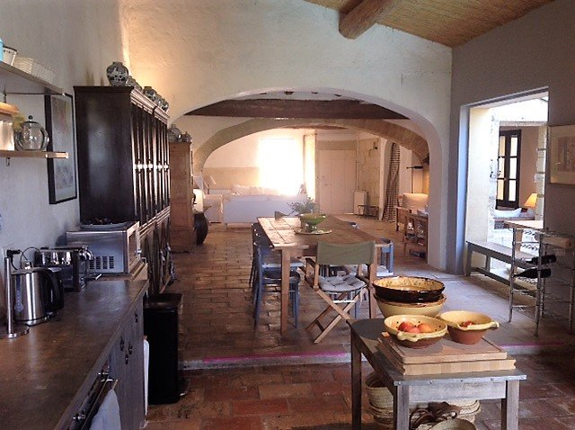 Character house with pool for sale Aigues-Vives